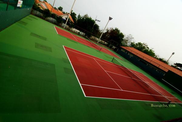 สนามเทนนิสพิมพยะจัทร์สุบิน